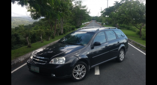 2008 Chevrolet Optra 1.6 M/T Wagon