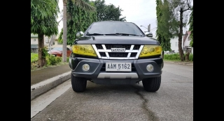 2014 Isuzu Sportivo X 2.5L MT Diesel