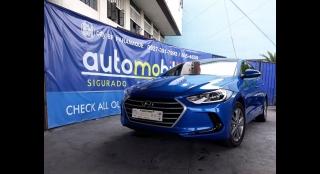 2017 Hyundai Elantra 1.6L GL AT