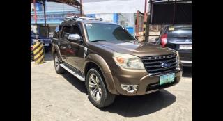 2011 Ford Everest 2.5L AT Diesel