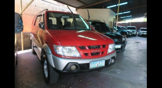 2005 Isuzu Crosswind XUV AT