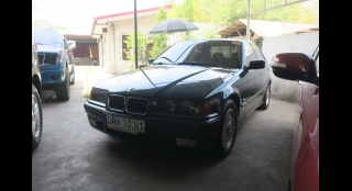 1997 BMW 3-Series Sedan 1.6L AT Gasoline