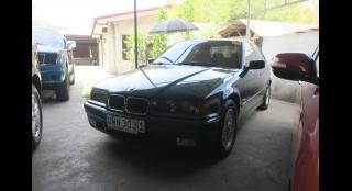 1997 BMW 3-Series Sedan 1.6L AT Gasoline