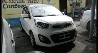 2014 Kia Picanto 1.2L AT Gasoline