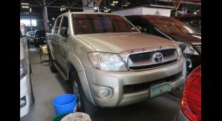 2010 Toyota Hilux E MT