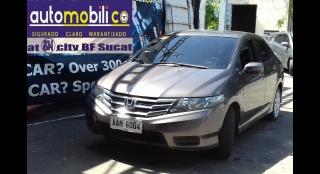 2013 Honda City 1.5 E MT