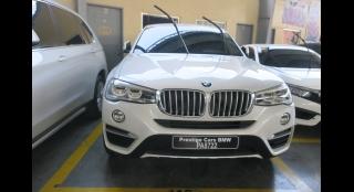 2017 BMW X4 3.0L AT Diesel