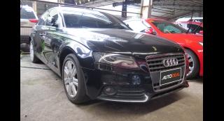 2011 Audi A4 TDi Multitronic