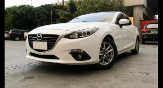 2015 Mazda 3 Hatchback 1.5L AT Gasoline