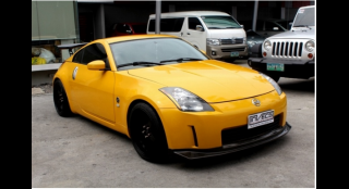 2004 Nissan Fairlady Z 3.5L AT Gasoline