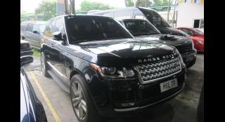 2014 Land Rover Range Rover HSE TDV6