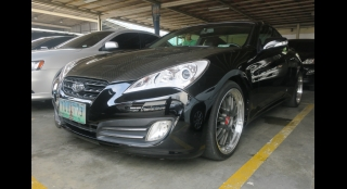 2012 Hyundai Genesis Coupe 3.8 V6 AT