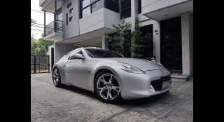 2010 Nissan 370Z 3.7L AT Gasoline