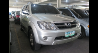 2007 Toyota Fortuner G Gas AT