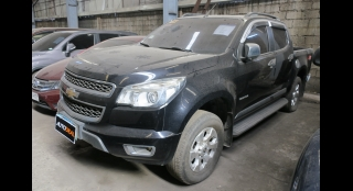 2013 Chevrolet Colorado 2.8L 4x4 MT LTZ