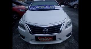 2015 Nissan Altima 2.5 SV CVT