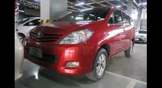 2010 Toyota Innova E Gas MT