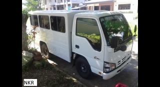 2014 Isuzu N-Series 4.6L MT Diesel
