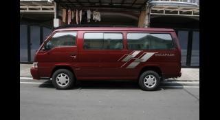 2010 Nissan Urvan Escapade