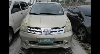 2011 Nissan Grand Livina Elegance AT