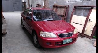 2000 Honda City 1.5L MT Gasoline