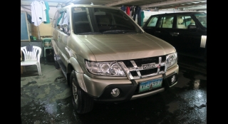 2013 Isuzu Sportivo X AT