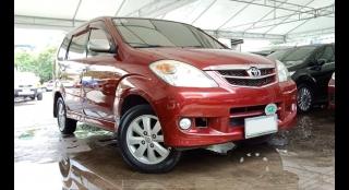 2007 Toyota Avanza 1.5 G MT