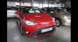 2017 Toyota Vios 1.3L AT Gasoline
