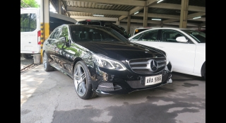 2014 Mercedes-Benz E-Class E220 Sedan 2.0L AT Gasoline
