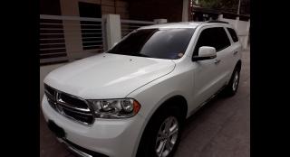 2013 Dodge Durango 3.6L AT Gasoline