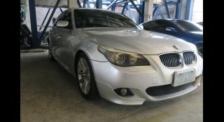 2008 BMW 5-Series Sedan 520i