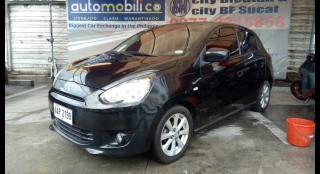 2014 Mitsubishi Mirage GLX AT