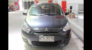 2014 Mitsubishi Mirage GLX 1.2 CVT