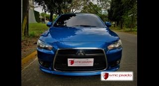 2011 Mitsubishi Lancer EX GT - A
