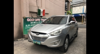 2010 Hyundai Tucson GL AT