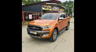 2017 Ford Ranger Wildtrak 4X2 AT
