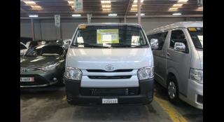 2016 Toyota Hiace 3.0L MT Diesel