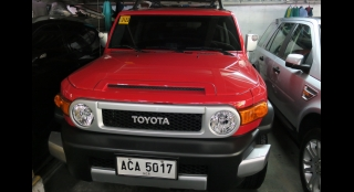 2015 Toyota FJ Cruiser 4.6L AT Gasoline