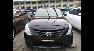 2016 Nissan Almera 1.5L AT Gasoline
