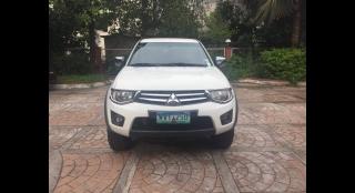 2013 Mitsubishi Strada GLX V MT