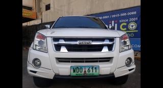 2013 Isuzu D-MAX MT