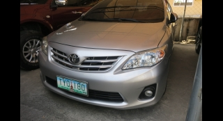 2012 Toyota Corolla Altis 1.6 G AT