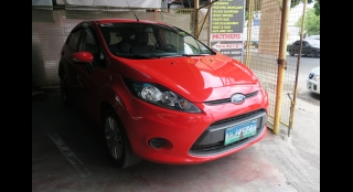 2013 Ford Fiesta Hatchback 1.3L AT Gasoline