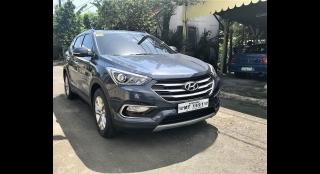 2017 Hyundai Santa Fe 2.2 CRDi GLS 4x2 AT