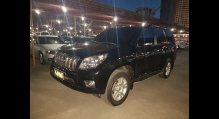 2013 Toyota Land Cruiser Prado 4.0L AT Gas