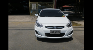 2015 Hyundai Accent Hatchback 1.6 CRDi GL AT