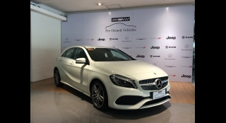 2016 Mercedes-Benz A-Class 2.0L AT Gasoline