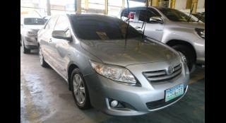 2009 Toyota Corolla Altis 1.6 G MT