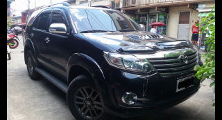 2015 Toyota Fortuner V AT Diesel (4x4)
