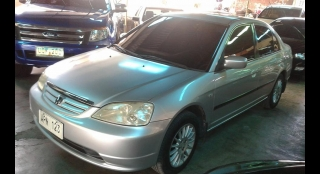 2001 Honda Civic 1.6L AT Gasoline